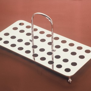 Silverplated Non-Stacking Tray