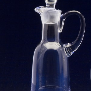 Handled Glass Cruet