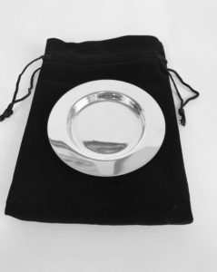 Paten with Pouch