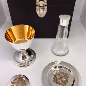 Celtic Portable Communion Set