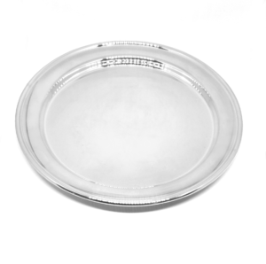 Pre-loved Silverplated Bread Plate